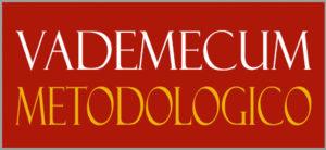 Vademecum metodologico 2019