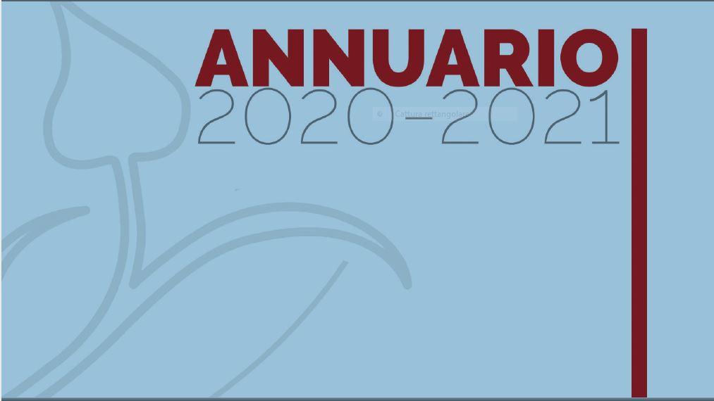 Annuario Facoltà Teologica Pugliese 2020-2021